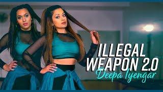 Gambar cover Illegal Weapon 2.0   Street Dancer 3D   Varun Dhawan Shraddha Kapoor   Deepa Iyengar