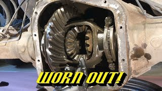 Ford Vehicle Noises: #6 Rear Axle Howl Due to a Worn Ring and Pinion