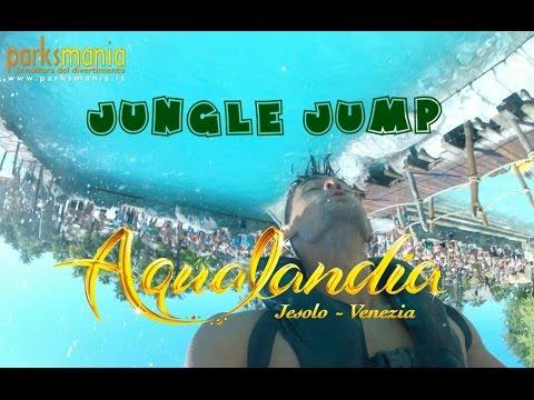 JUNGLE JUMP @ Aqualandia (POV) 2016 - YouTube