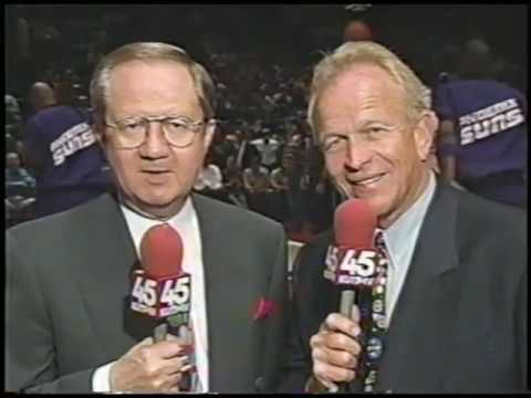 Phoenix Suns @ Houston Rockets - Rd 2, Gm 2, 1994 NBA Playoffs - 5/11/94