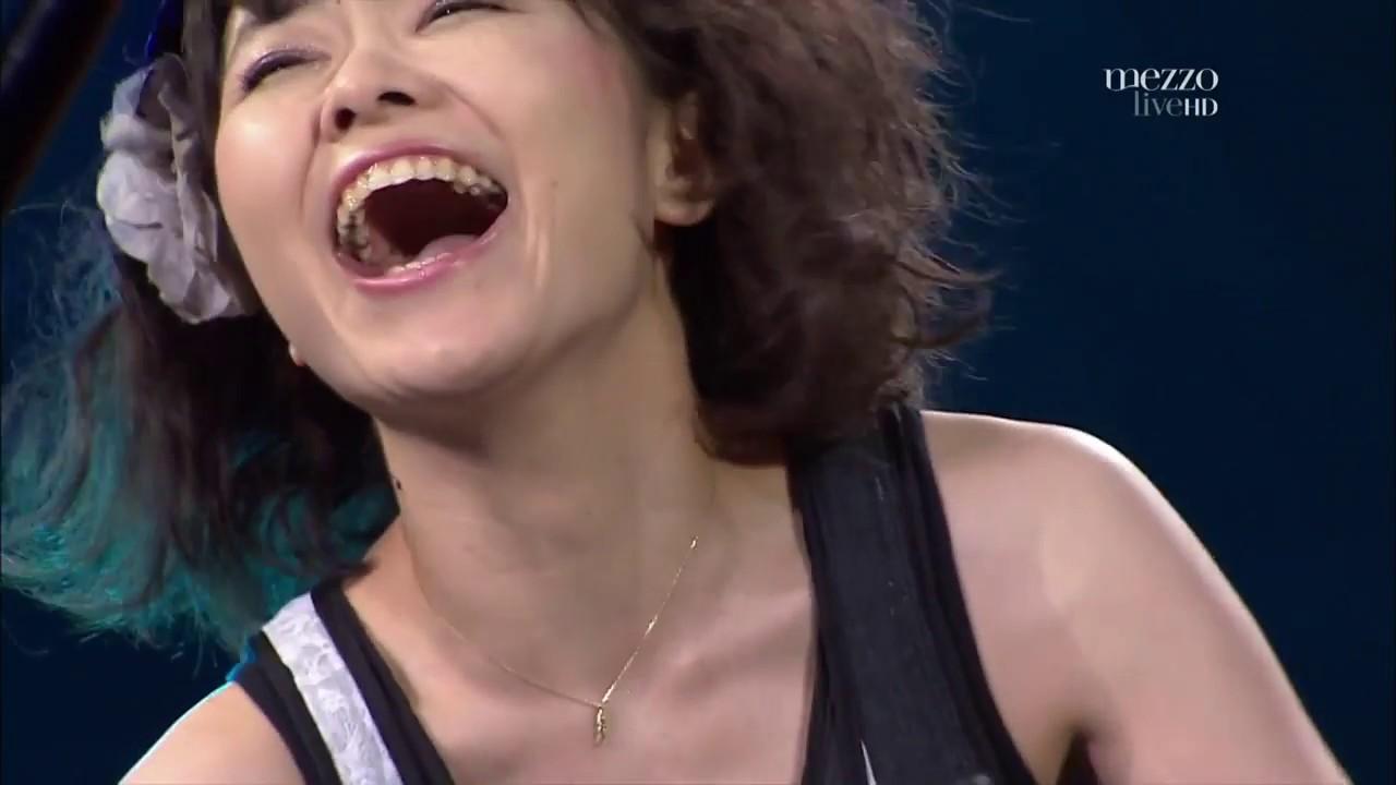 2010 Hiromi - Jazz in Marciac [HDTV 1080i] 0