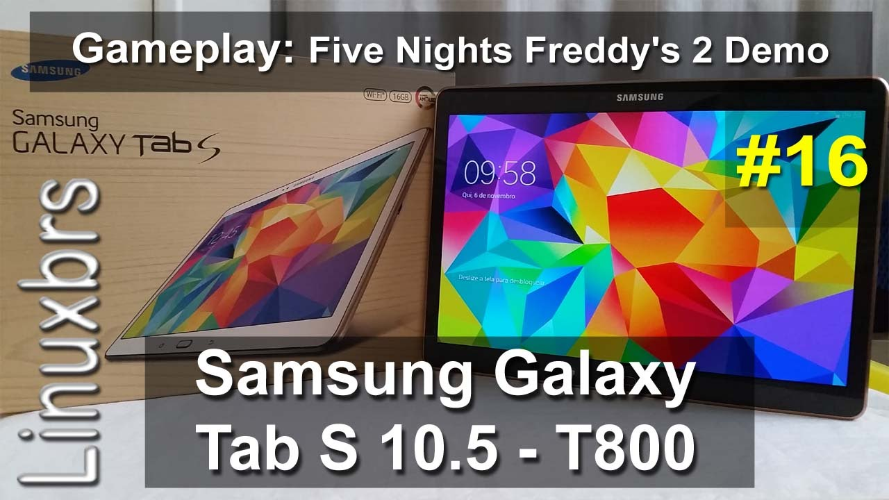 Five nights at freddy s 2 demo android - Gameplay Android Five Nights At Freddy S 2 Demo Galaxy Tab S 10 5 Pt Br