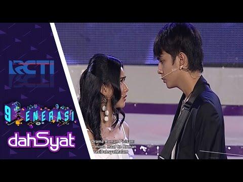 Romantisnya Wulan Minta Maaf Ke Roman Di HUT Dahsyat 9   HUT DAHSYAT 9   22 Maret 2017