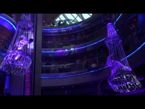 Grandeur of the Seas: Welcome Aboard Reception