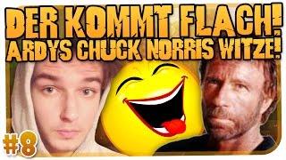 DER KOMMT FLACH 9  ARDY39;S CHUCK NORRIS WITZE CHALLENGE MINECRAFT