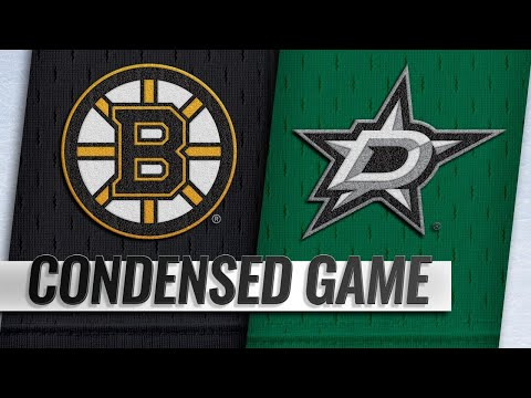 11/16/18 Condensed Game: Bruins @ Stars