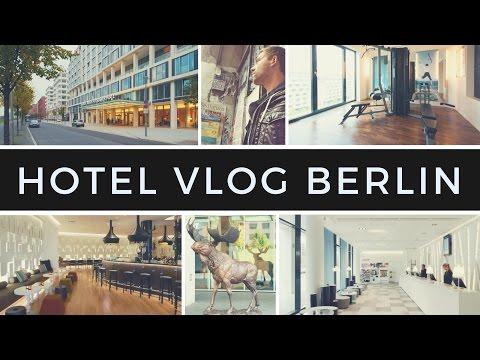 VLOG: Mein 1. nachhaltiges Hotel (Berlin) #HotelCheck SCANDIC BERLIN #ZEROWASTE | Max GREEN (P)