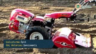 Weima WMX 720 El Traktörü