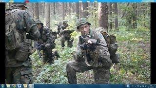 Как снимаются военные фильмы/How to make a war movie