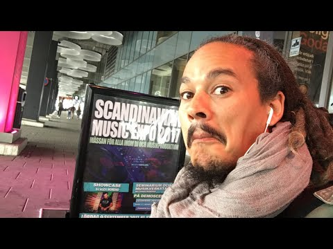 Entering the Scandinavian Music Expo | SME2017 | haQ attaQ LIVE