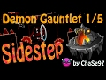 [GD] Demon Gauntlet 1/5: SIDESTEP (German) First Try!!!