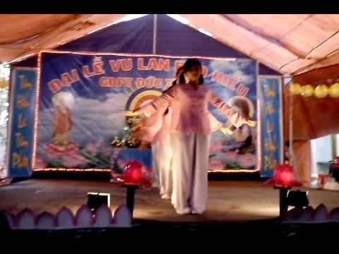 Múa: Cánh cò trong câu hát mẹ ru - Thanh nữ GĐPT ĐỨC THIỆN