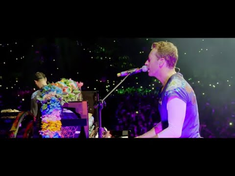 Coldplay - Paradise (Live in S?o Paulo)