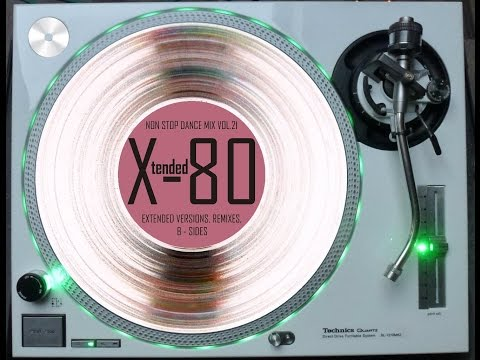 X-TENDED 80 - NON STOP DANCE MIX VOL. 21 (�)
