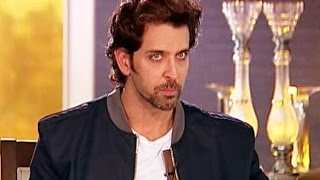 Hrithik Roshan opens up about his split with Sussanne Khan