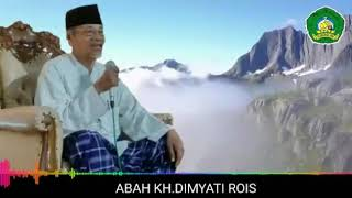 KH Dimyati Rois PP Alfadlu Kaliwungu Kendal