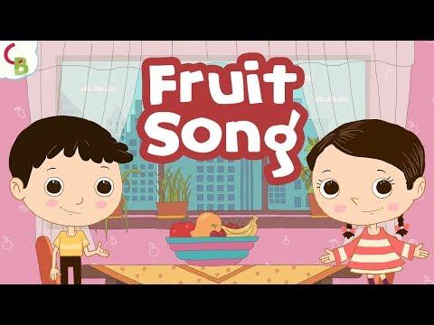 Fruit Song for Kids - Learn Fruits with Team Berries | Nursery Rhymes & Baby Songs by Cuddle Berries