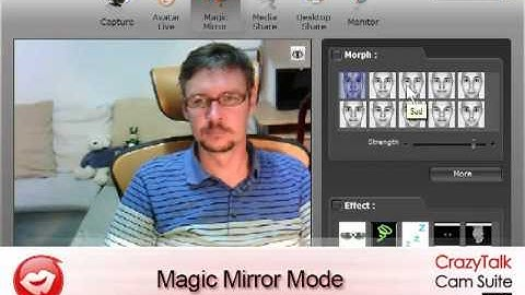 Genius CrazyTalk Webcam Software Tutorial