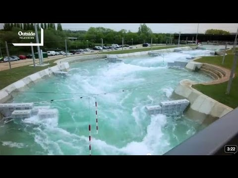 Making Fun: Designing Whitewater Parks - Outside Today