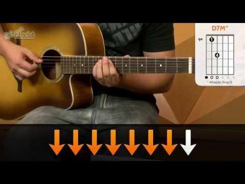 Everlong - Foo Fighters (aula de violão completa)