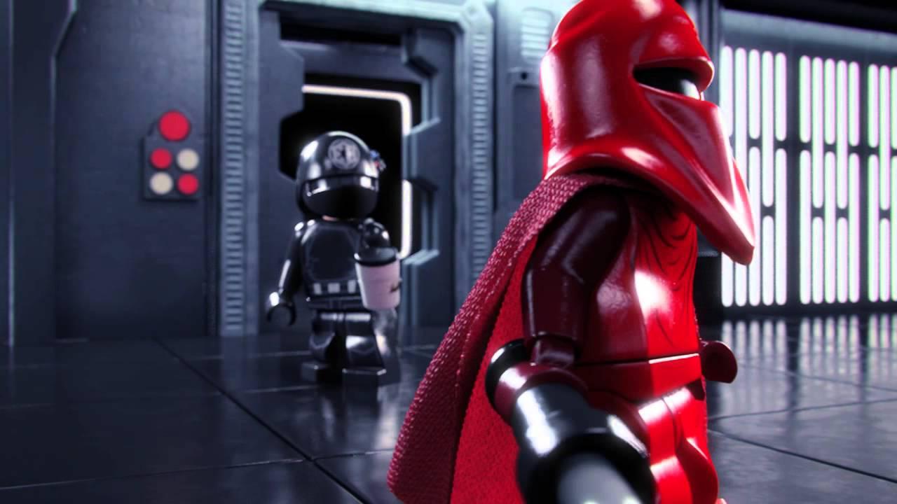 lego® star wars™ — kanonierzy z gwiazdy Śmierci  youtube