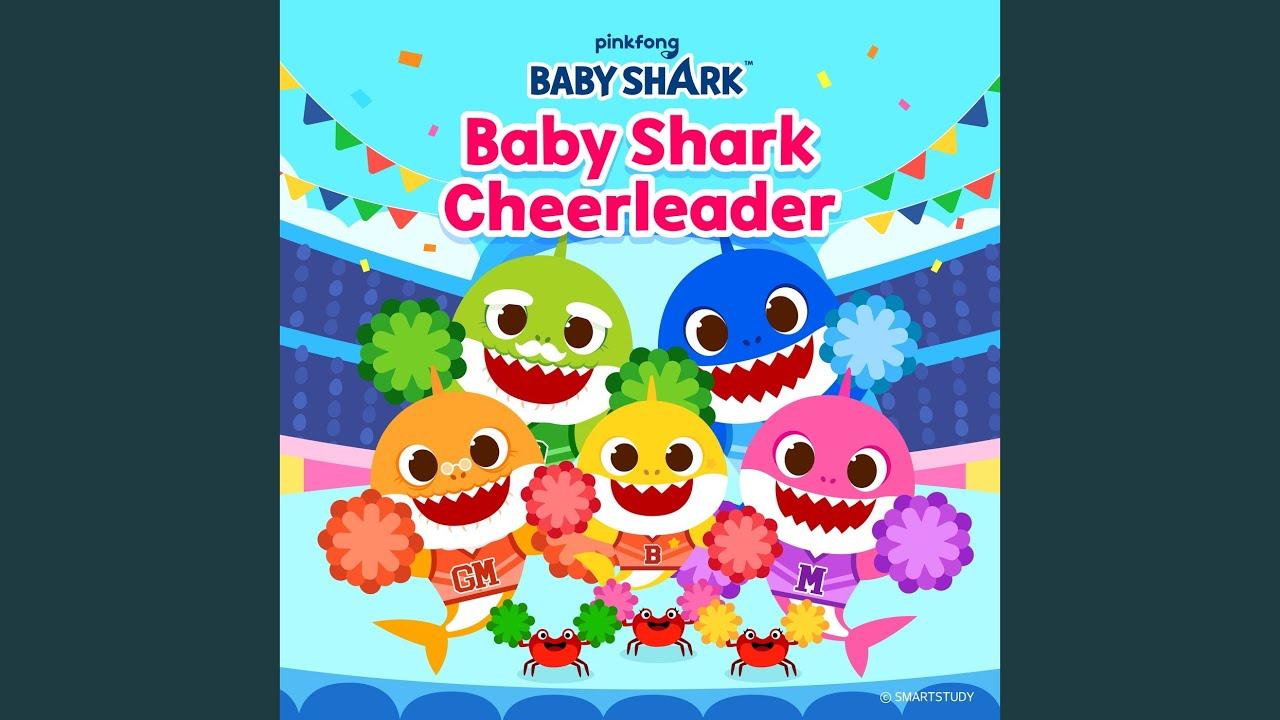 Baby Shark Cheerleader