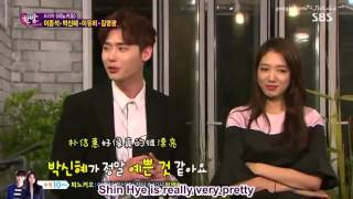 Eng subs 2014 11 12 Midnight TV Pinocchio cast