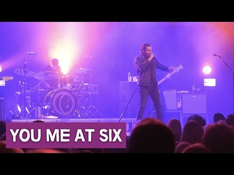 YOU ME AT SIX - CONCERTVLOG #14 - Dreaming Out Loud