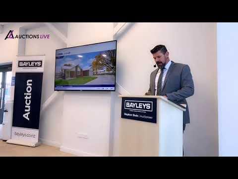 Auction Live Stream: 23/06/2020 9:55 PM | Bayleys Cambridge