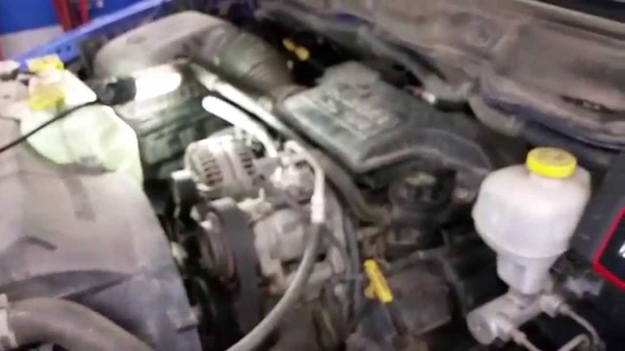 Codes P0403 And P0406 Replace The Egr Valve Dodge Ram