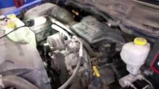 Codes P0403 and P0406 - Replace The EGR Valve - Dodge Ram