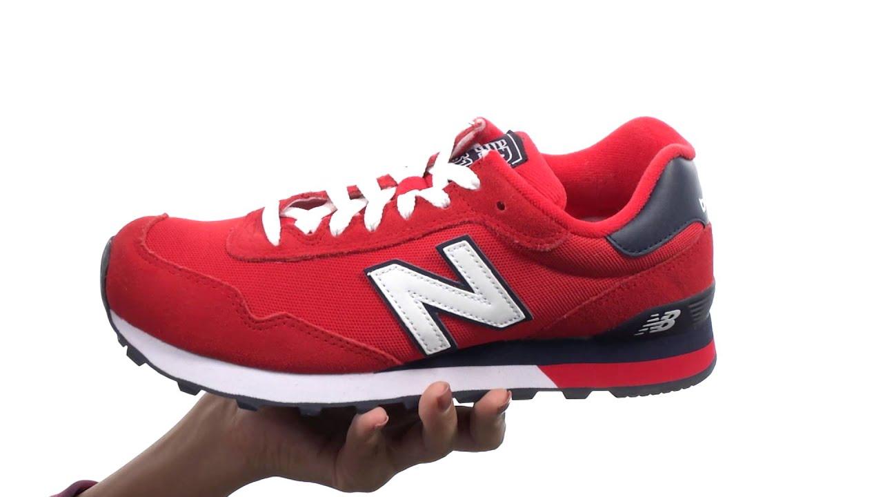 new balance 515 red