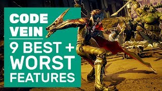 Boss Fights, Hat Customization And Code Vein's 9 Best And Worst Features