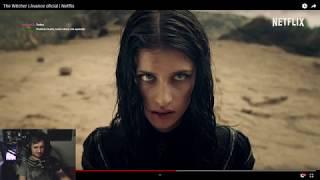 Pierwsza polska (śląska) reakcja na trailer Wiedźmina od Netflix