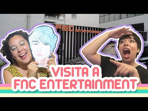 EP 24 - VISITANDO FNC ENTERTAINMENT + VIMOS A FT ISLAND!!