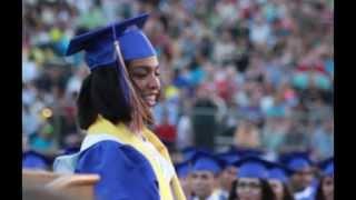 Jacksonville High School Graduation 2013