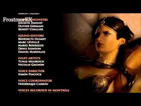[OST] Prince of Persia Trilogy 3D - I Still Love You Ending Credits