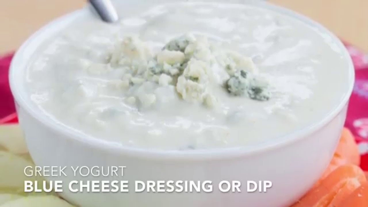 Yogurt-Blue Cheese Dip