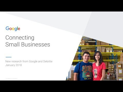 Connecting Small Businesses Research Livestream