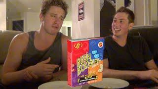 NASTY Jelly Bean Challenge!!