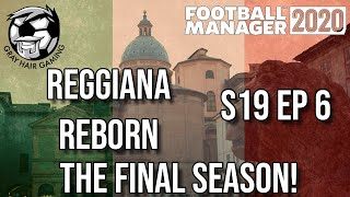 FM20 S19 EP6 Juve in Coppa Italia While Colombani Ruins Dynamics Football Manager 2020