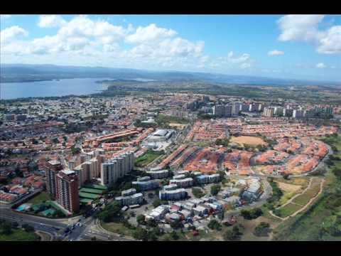 Ciudad Guayana (Puerto Ordaz + San Felix)