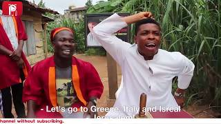 FUNNY ADVERTS BY WOLI AGBA VOL 4