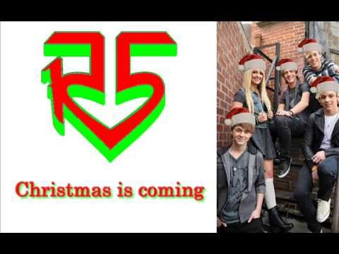 Download R5 - Christmas is coming (lyrics)