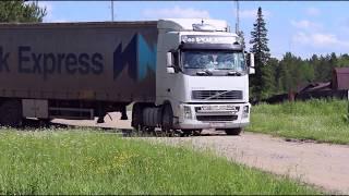 Встречаем 20-тонную фуру с пиломатериалом для нового заказа(, 2018-06-30T07:10:38.000Z)
