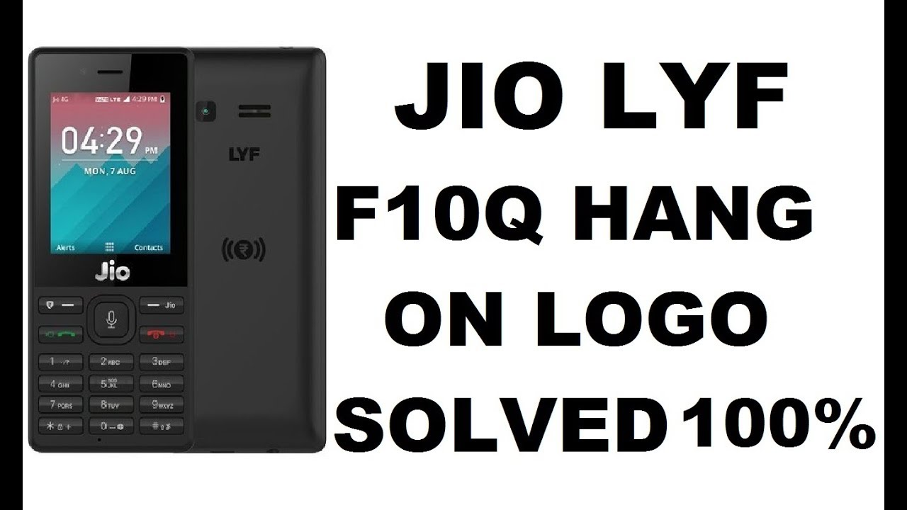 Jio LYF-F10Q Flash File With Tool Download Free