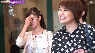 2018.7.10Filming COSMOS TROUPE IRIMACHI image of Takaraziennes 梅芸...