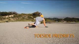 Trick Tip: Toeside Predrifts