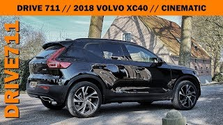 2018 VOLVO XC40 // is this the coolest SUV right now?