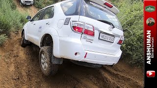 Fortuner, Endeavour, Pajero Sport, V-Cross, Gypsy: Weekend Offroading. Aug 2019